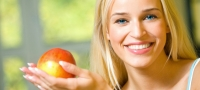 Gesundes Essen für die Zähne
