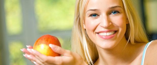 Gesundes Essen und Trinken für Ihre Zähne, Zahngesunde Ernährung