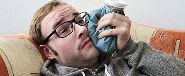Schnelle Hilfe bei Zahnschmerzen