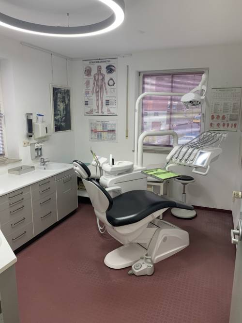 , Hardy Gaus, Praxis für Ganzheitliche Zahnmedizin, Strassberg, Zahnarzt